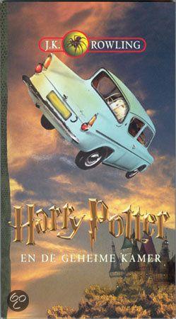 Gereserveerd bij de bib: Harry Potter en de geheime kamer (luisterboek)