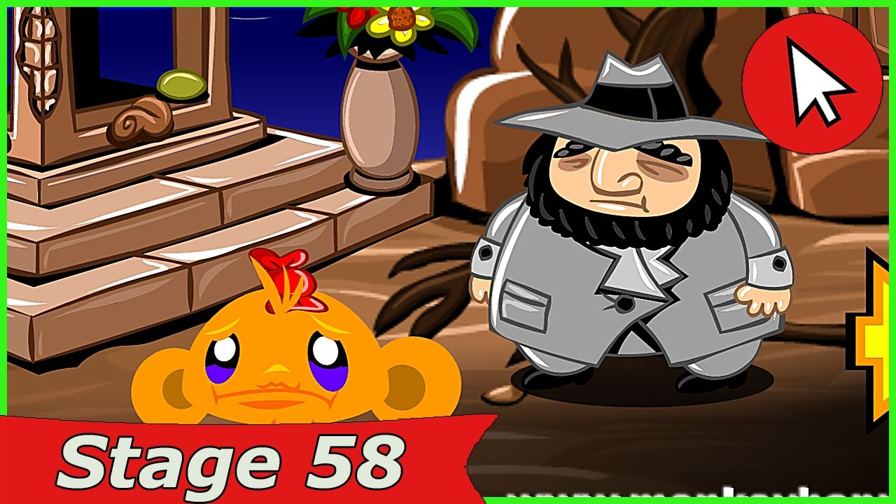 New Free Online Escape Game Monkey Go Happy Stage 58 Gaming Games Indie Gamer Free Games Happy Free