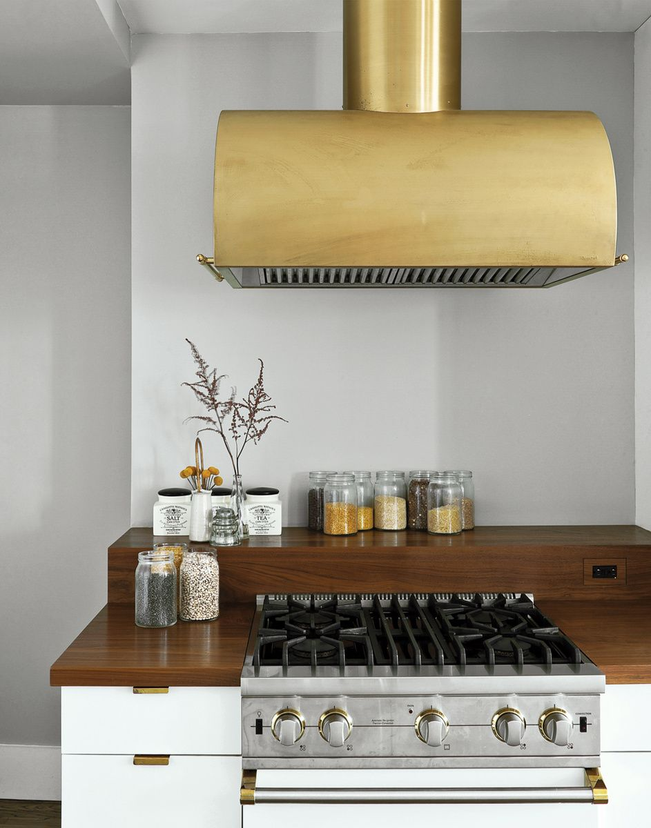 Still Swooning For Gold  Stove Vent Hood And Kitchen Vent Hood Magnificent Kitchen Vent Hood Inspiration