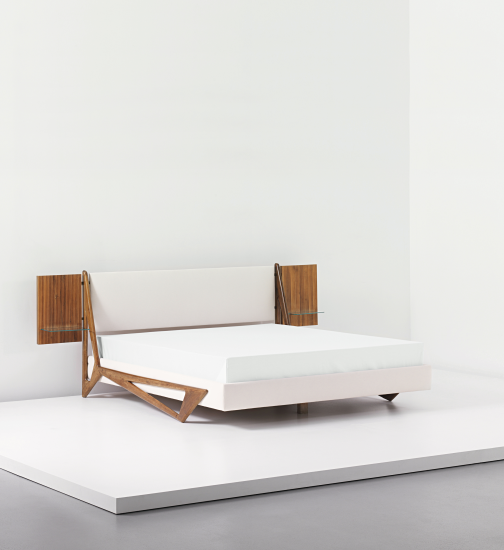 Letti A Castello Bologna.Phillips Uk050212 Pierluigi Giordani Double Bed For A Private