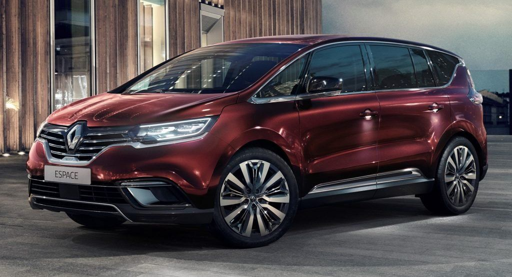 2020 Renault Espace Arrives With Modest Updates, Promises