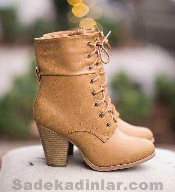 Son Moda Kislik Bayan Bot Modelleri Kis Modasi Bayan Ayakkabi Bot Bayan Ayakkabi Ayakkabilar