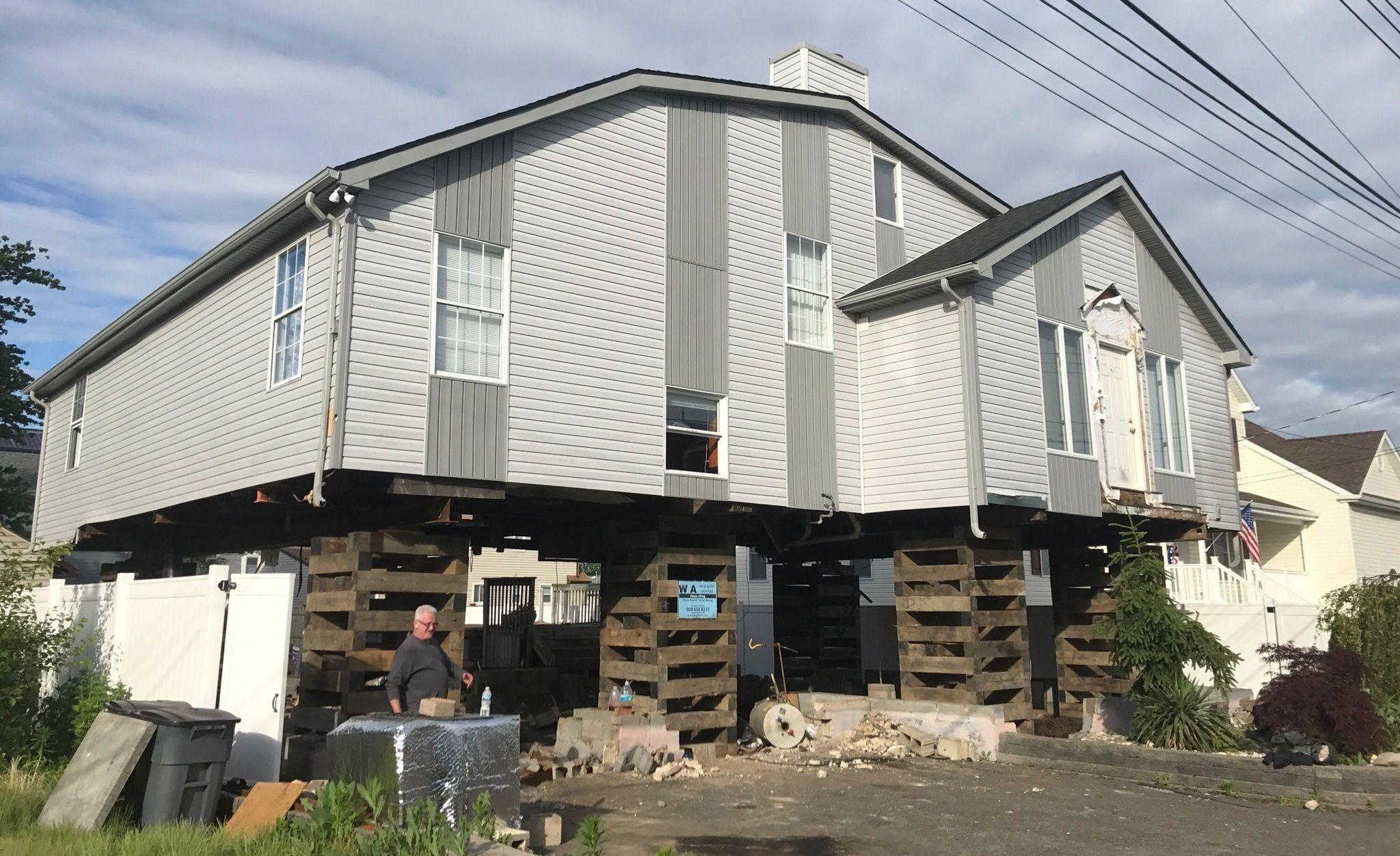Requirements House Jackup Raising Flooding Foundation Repair