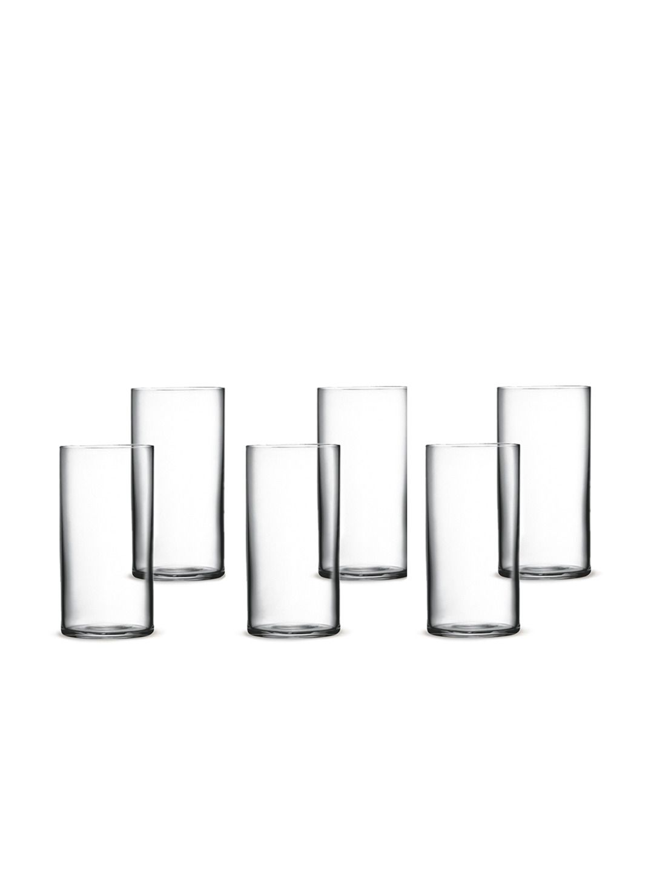 Top Class Beverage Glasses (Set of 6) by Luigi Bormioli at Gilt