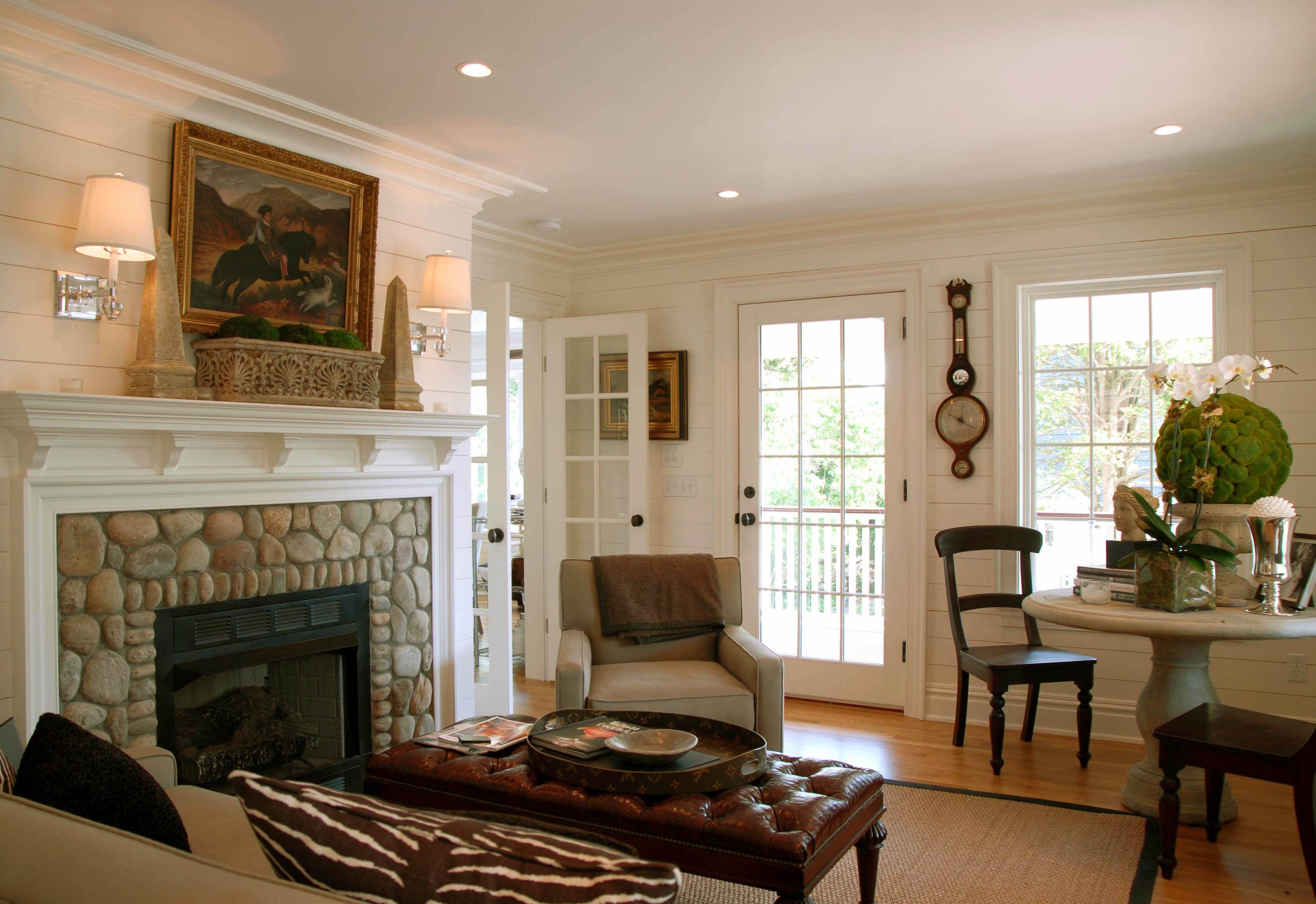 Fieldstone Fireplace With Soapstone Solid Style Ideas For A Stone Fireplace Country Club Homes Inc In 2020 Living Room With Fireplace Fireplace Surrounds Fireplace Design