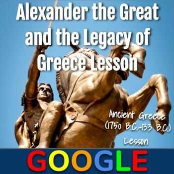 Photo of Ancient Greece Lesson: Alexander the Great and the Legacy of Greece
