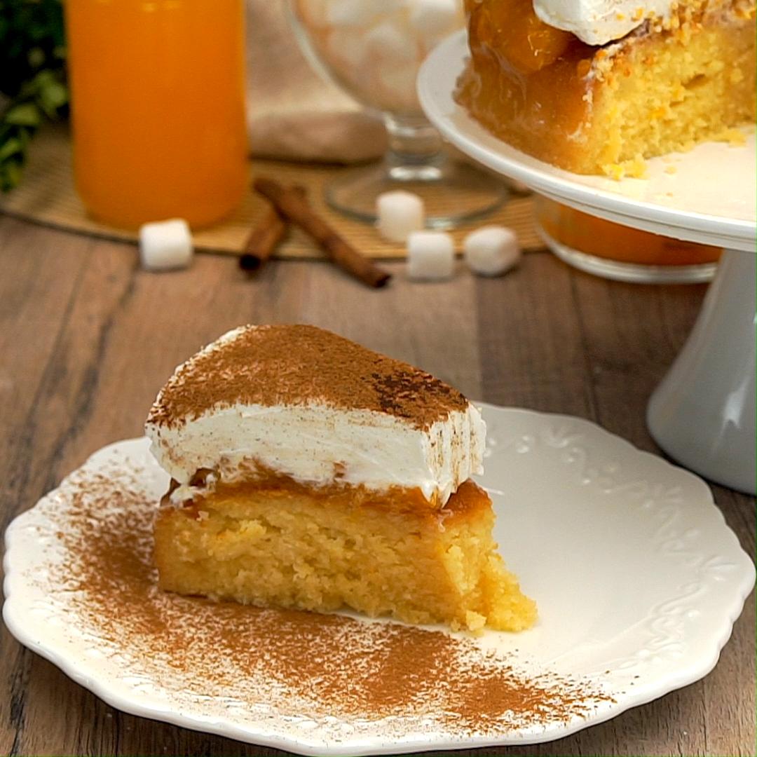 Fanta-Kuchen: Der Klassiker aus der Kindheit