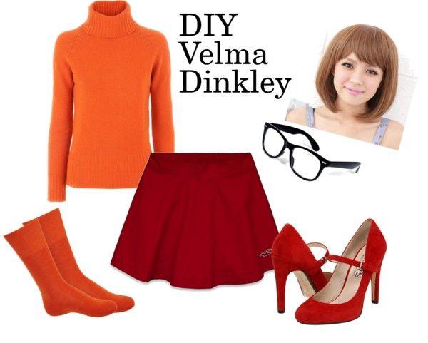 Velma Dinkley Halloween Costume\ - ideas for halloween costumes