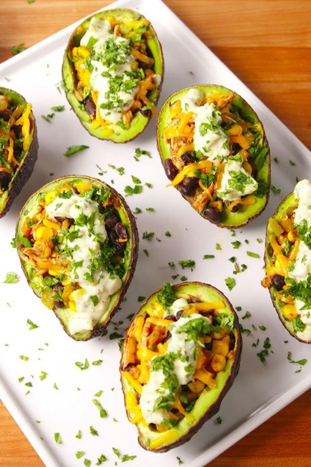 34 Homemade Avocado Recipes