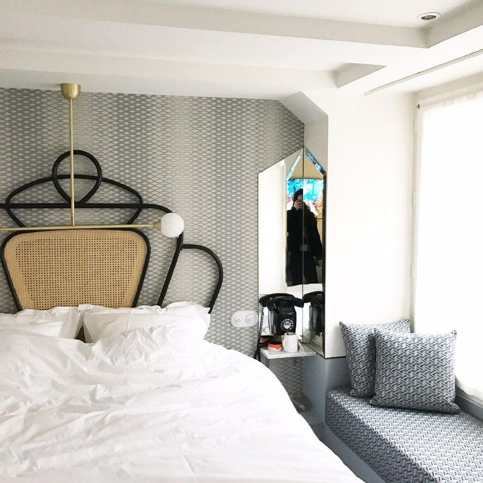 hotellet som heter Panache och ligger i Montmartre