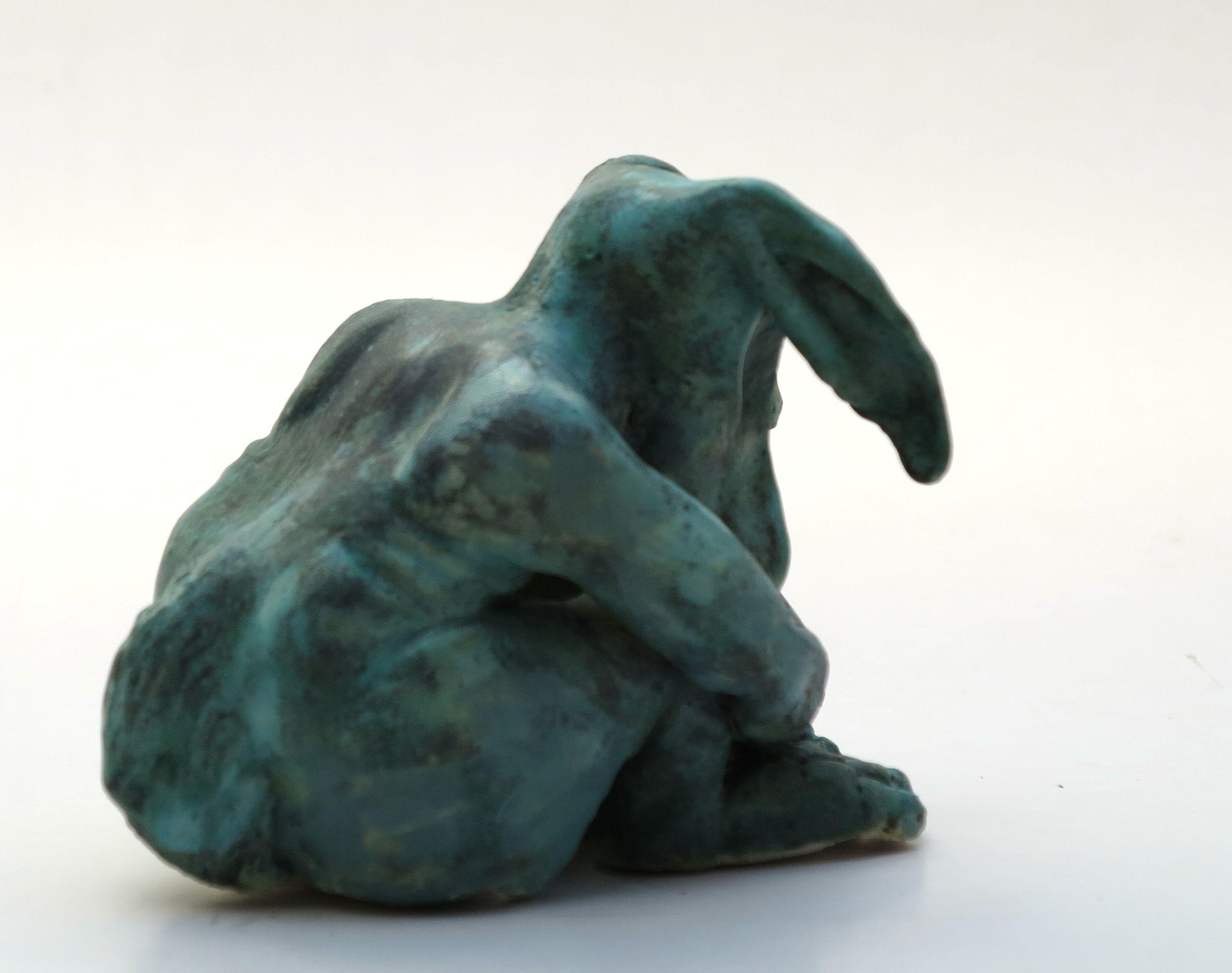 Helpless Hare   Annie McIver Sculpture   Pinterest