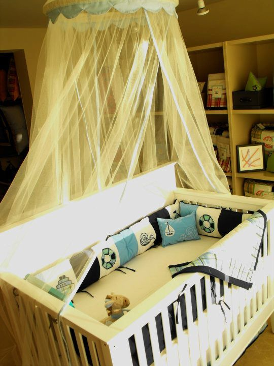 Pabellones de cuna en La Esquina de Nunu   nenes   Pinterest ...