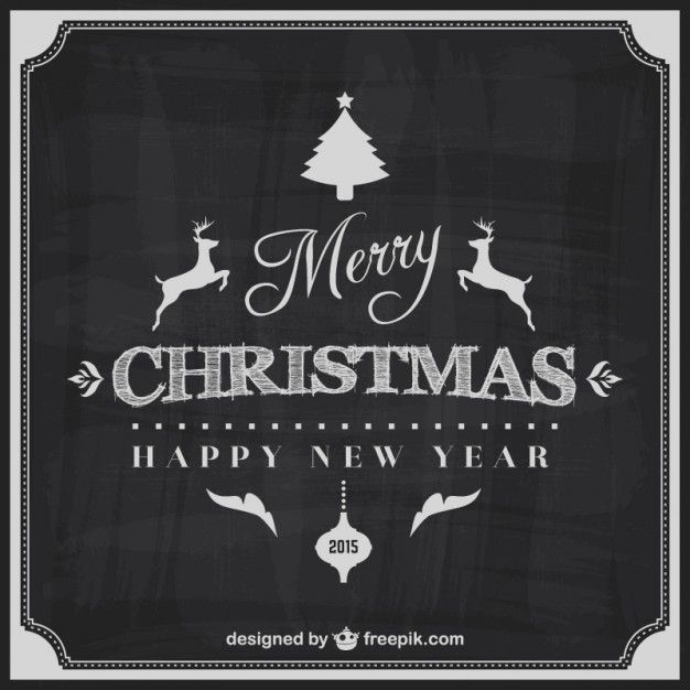Black and white Merry Christmas card christmas Pinterest Merry - christmas cards black and white