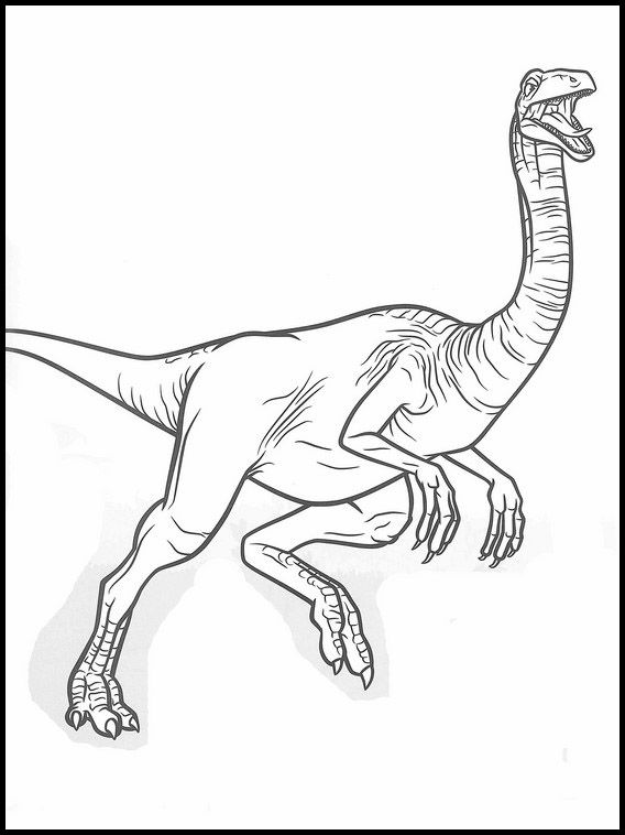 Jurassic World 22 Printable Coloring Pages For Kids Dinosaur Sketch Dinosaur Drawing Jurassic World