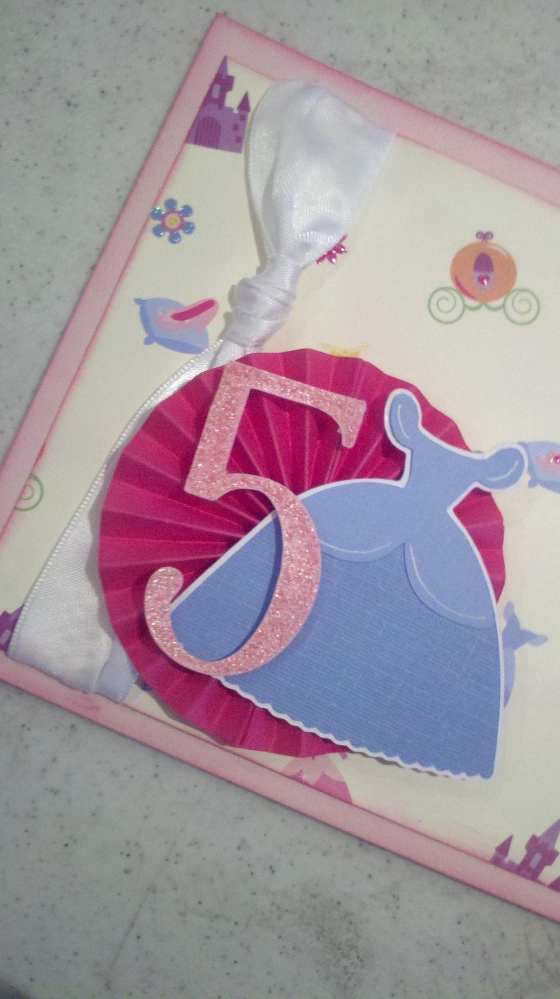 Princess Card Right Now Scrapbook Cards Dress Card Kids Cards