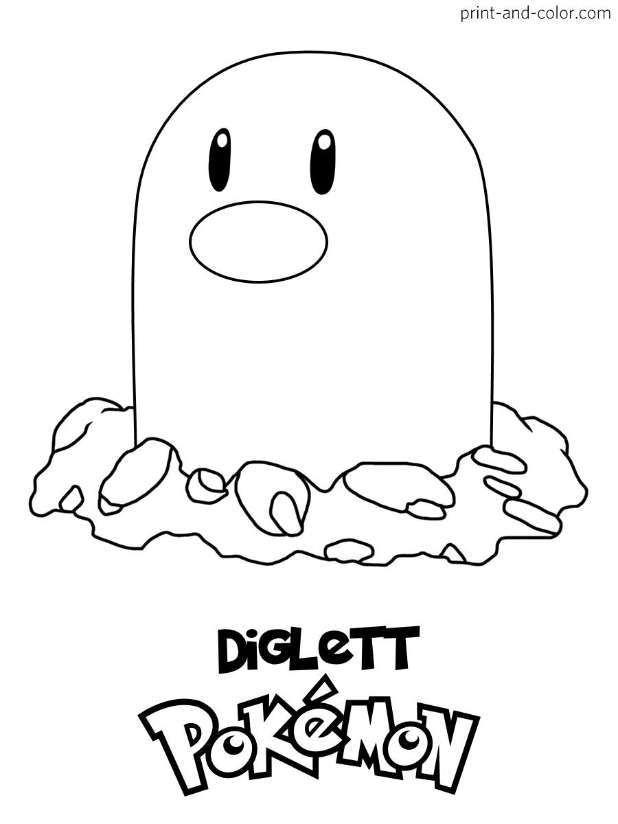 Pokemon Pokemon Coloring Pokemon Coloring Pages Coloring Pages