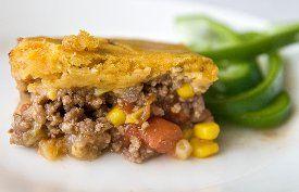 recipe: mexican cornbread casserole recipe ground beef [30]