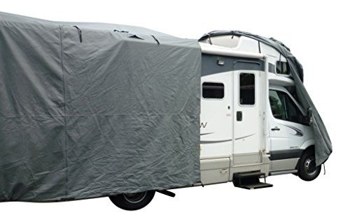 Deluxe-vented-Rv motorhome-camper Travel Trailer cover 28'-29'-30'-Class a b c