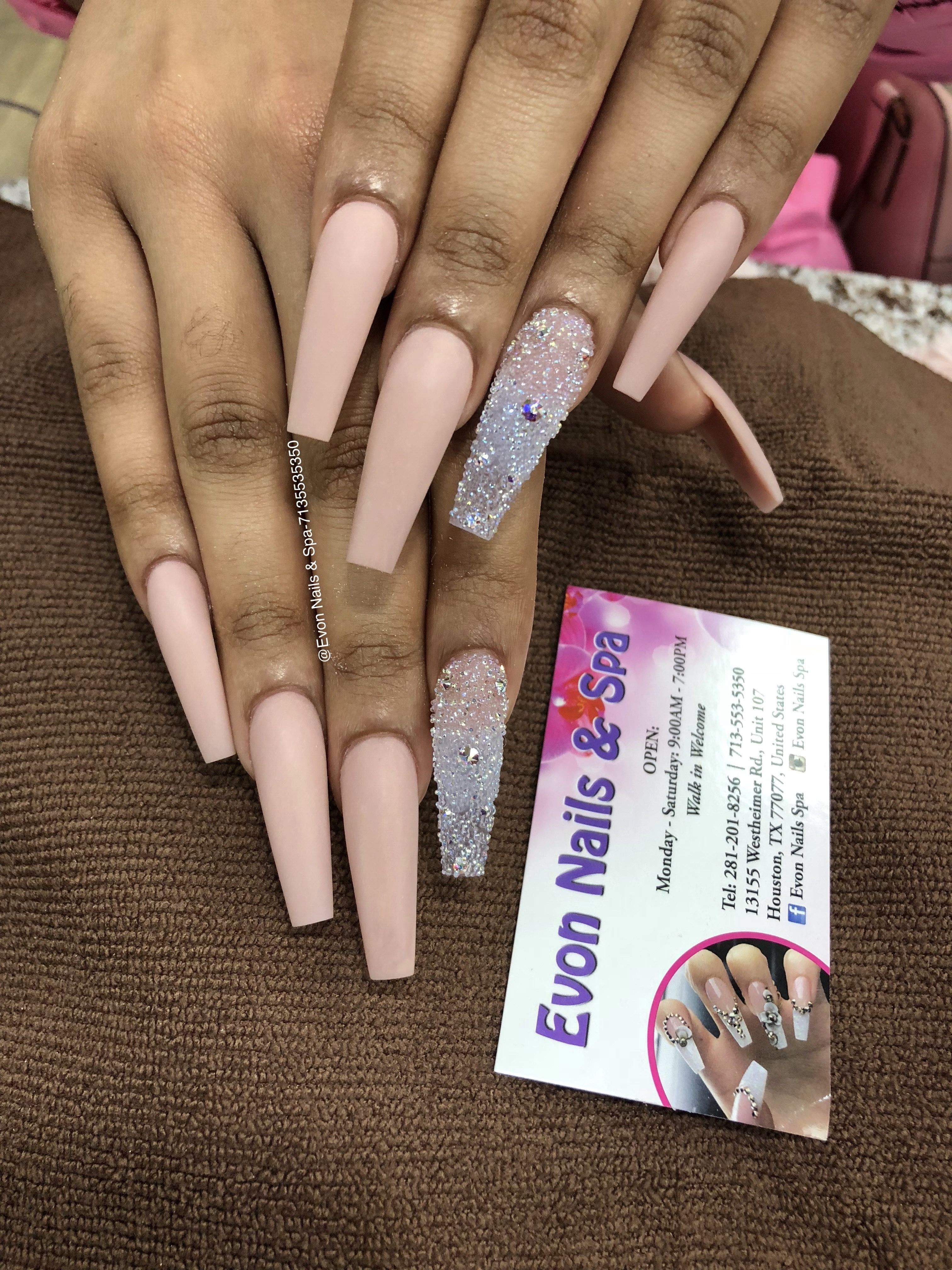 Pin On Evon Nails Spa
