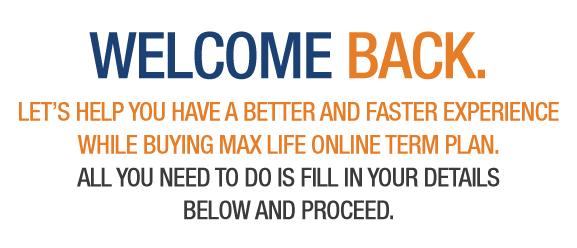 Term Insurance Plans Compare Term Plans Max Life Life