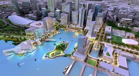 Elizabeth Quay Development
