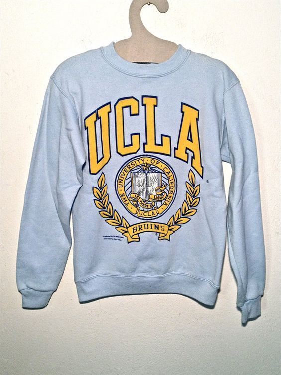 c49285c17 Pin by T - Licensed Apparel on Graphics   Crest + Vintage in 2019   College  shirts, Sweatshirts, Sweatshirt outfit