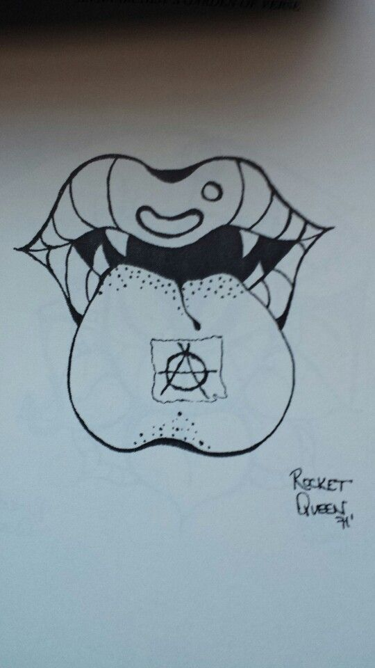Some of my graphitti style art is also in my book...