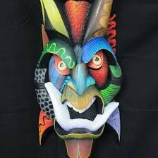 boruca masks - Google Search