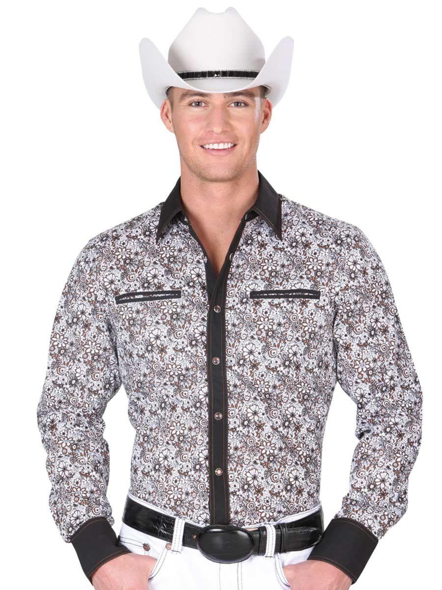 a65a49403fe68 34233 Camisa Vaquera Manga Larga De Hombre  El General