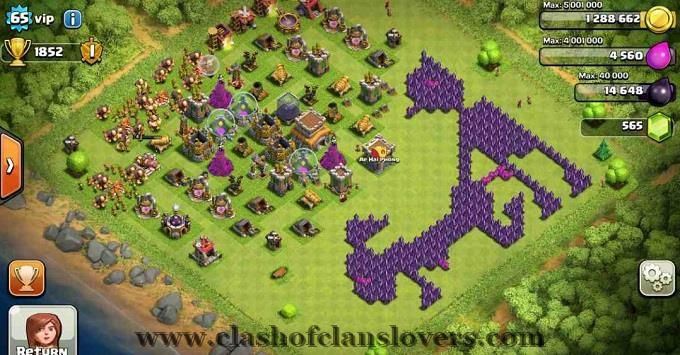 Top Best Ever Funny Clash of Clans Bases! #cocbases