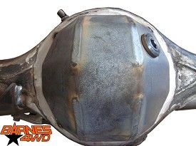 Toyota Pick Up Heavy Duty Differential Cover Toyota 2001 Toyota Tundra Cover