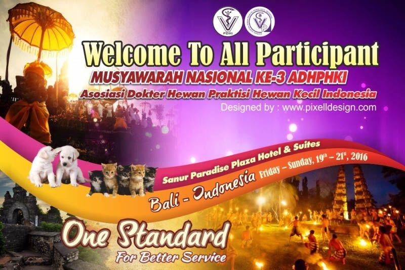 Desain Banner Spanduk Seminar Yang Creative One Standard Jasa