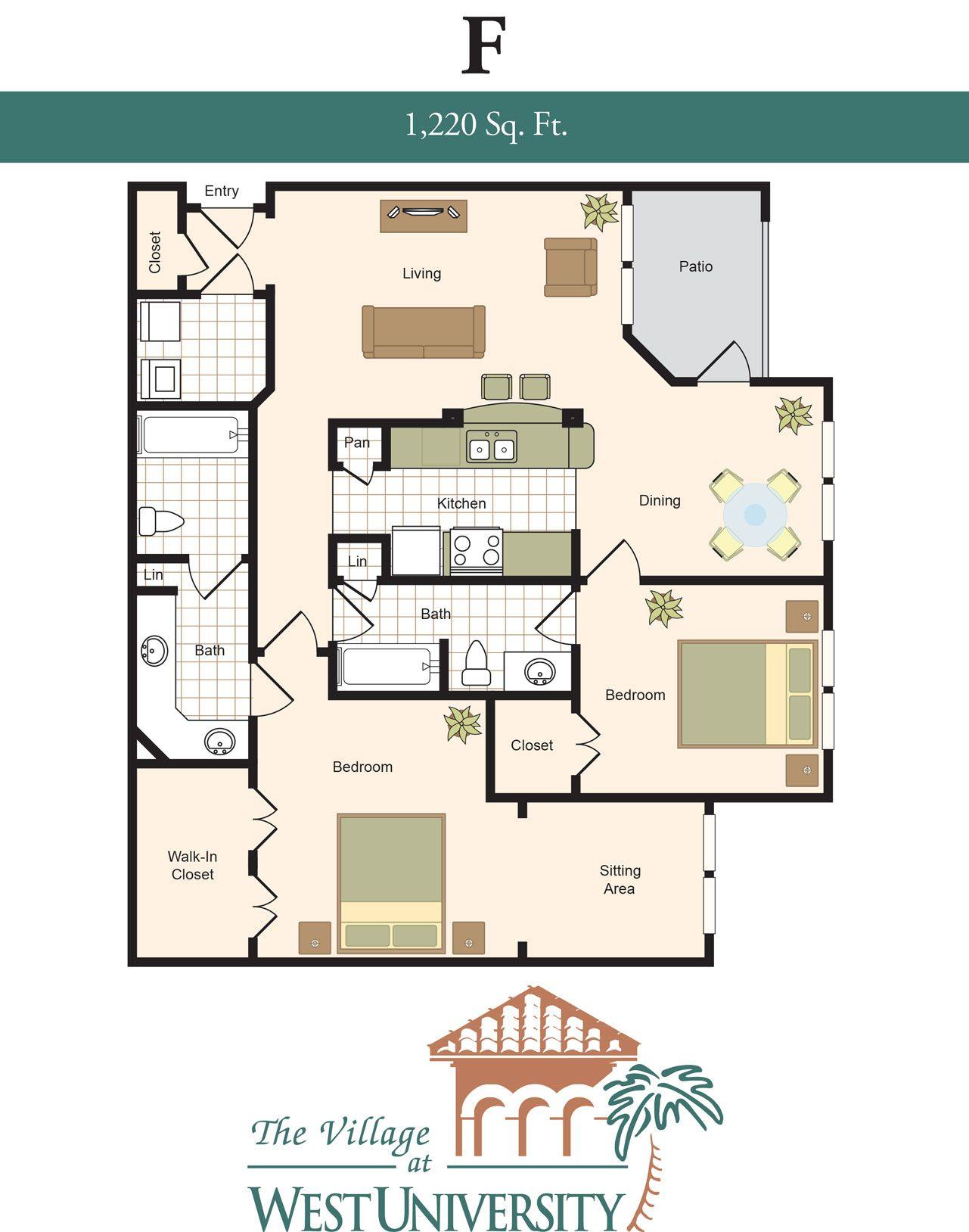 Floor Plan Floor plans, Apartment floor plans, Luxury