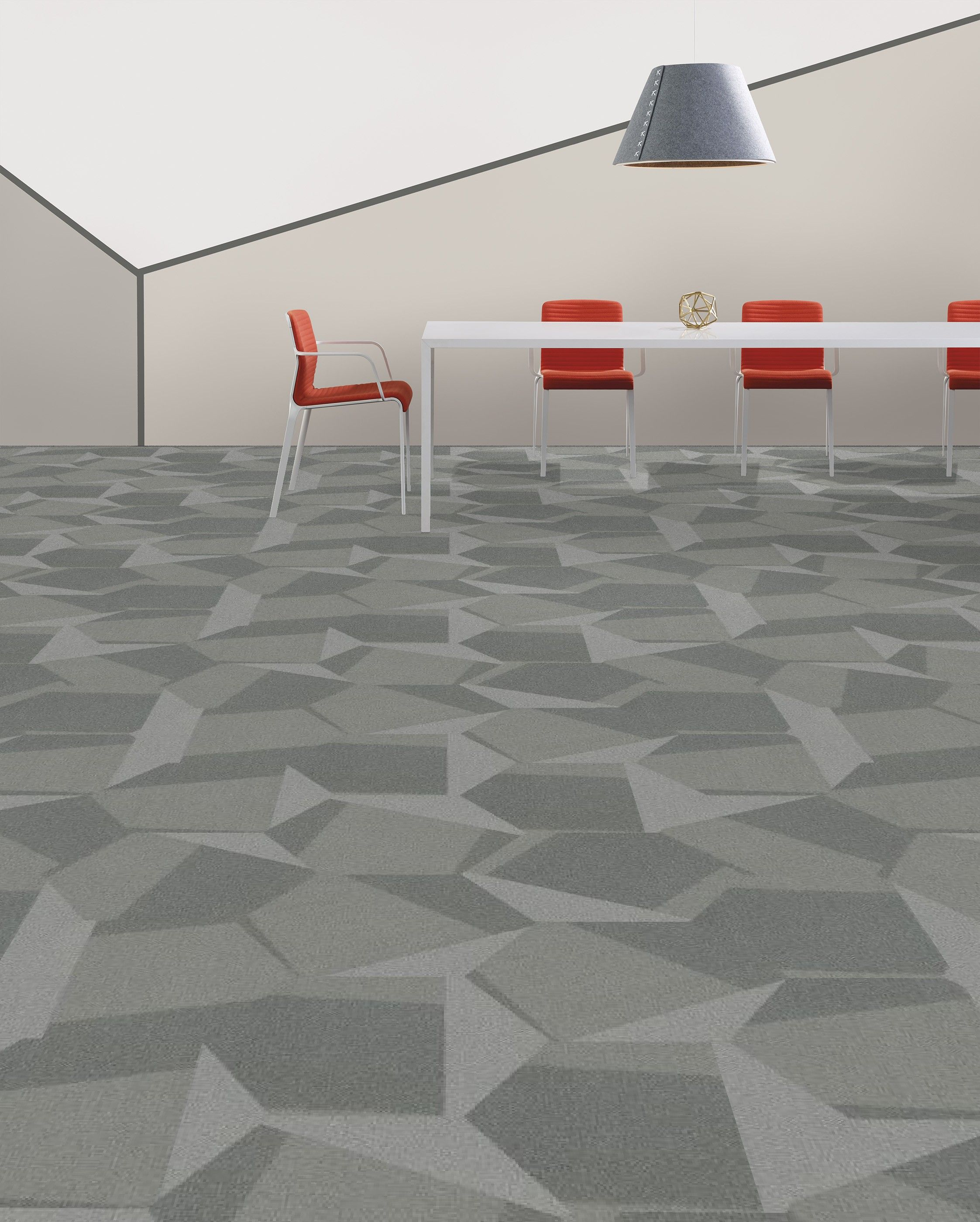 Base Hexagon 5t159 Shaw Hospitality Shaw Contract Contemporary Rug