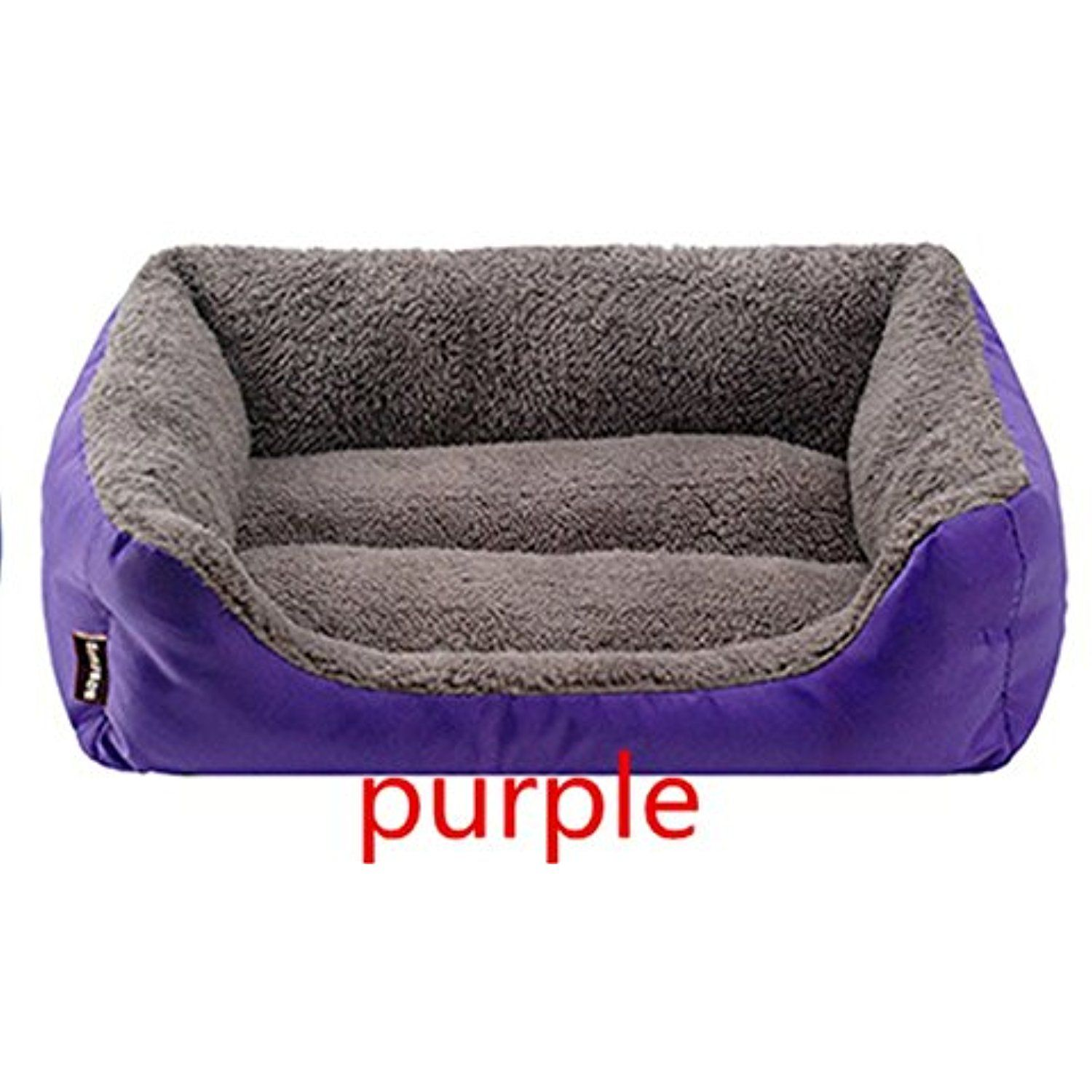 Soft Cloth Fabric Dog Home House Sofa Pet Bed Pet Dog Cat Kennel Furniture Dogs Indoor Sleeping Kennel Doghouse Warm Pet Pet Sofa Bed Dog Furniture Dog Houses