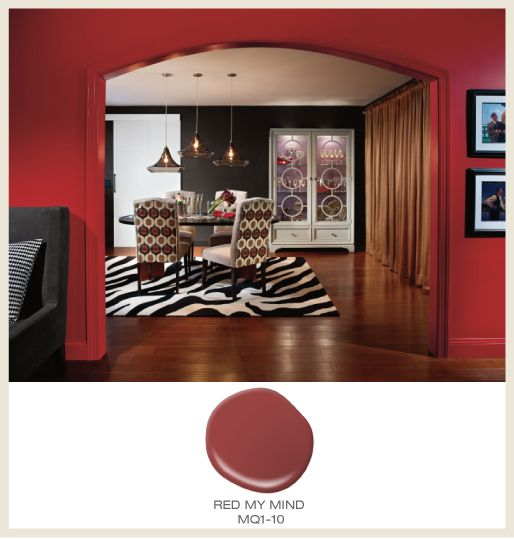 color of the month for february is red hot try red my