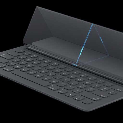 Smart Keyboard smontata la tastiera iPad Pro: è parente di quella dei Mac