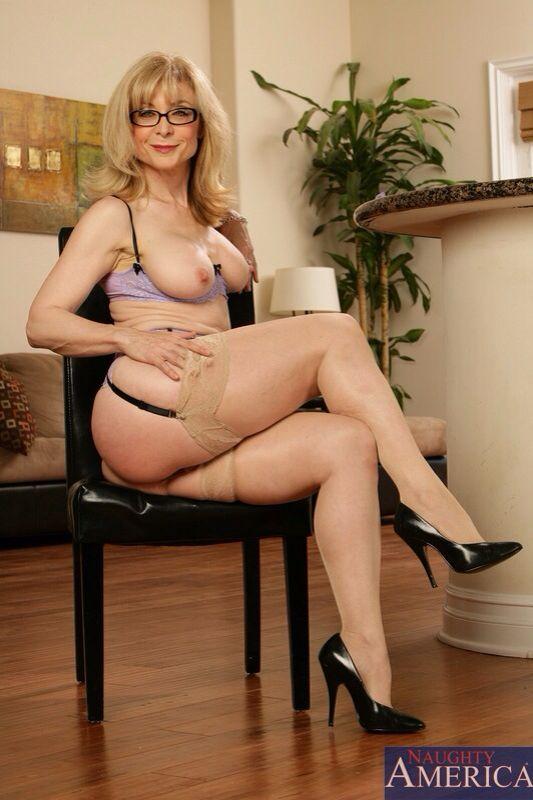 Nina hartley on nude back side