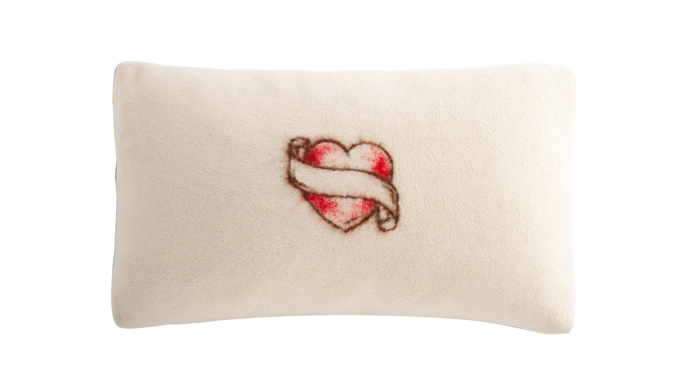 Tattoo Heart Pillow