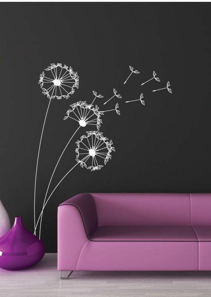 68 Idees Creatives Avec L Ardoise Murale Archzine Fr Parement Mural Ardoise Murale Peinture Murale
