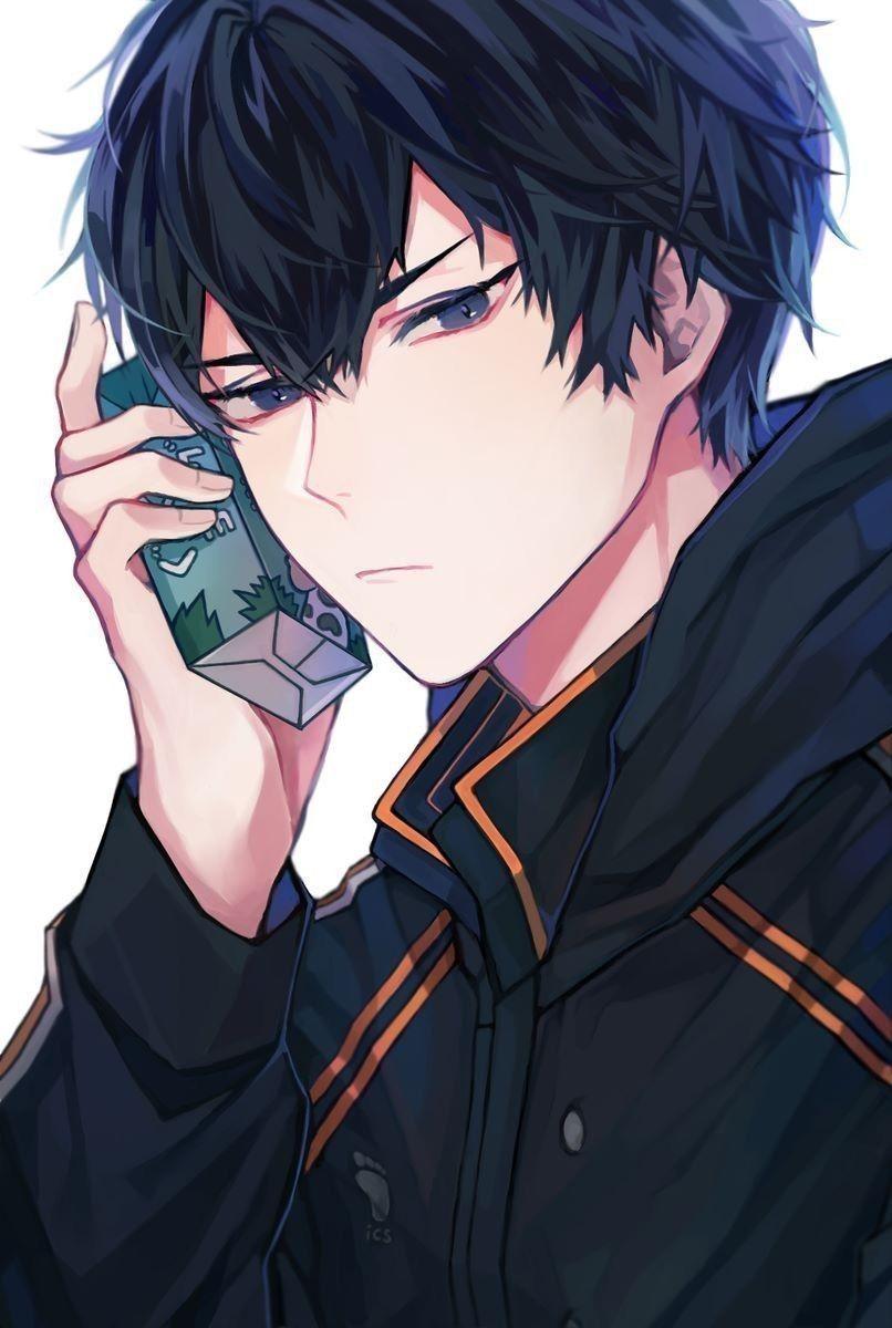 Manga Drawing Design Black Haired Anime Boy Anime Black Hair Anime Drawings Boy