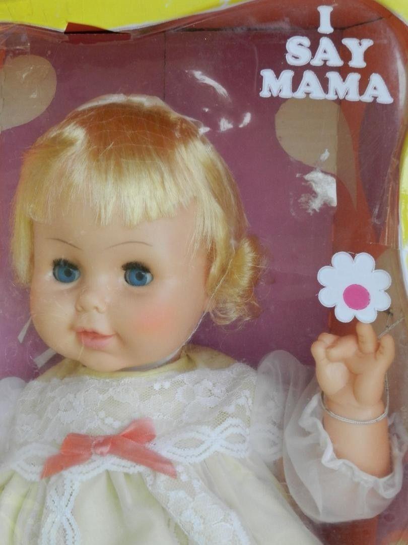 Vintage Horsman SOFTEE BABY Doll Vinyl MAMA Doll 16