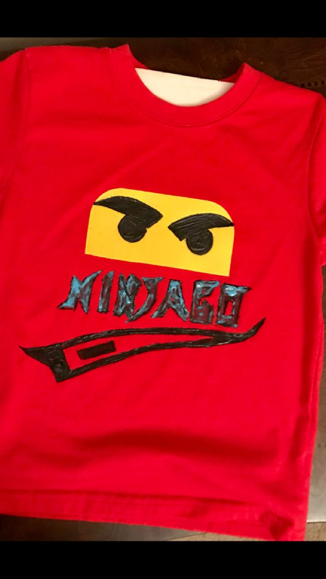 custom made ninjago tshirt  shirts sweatshirts t shirt