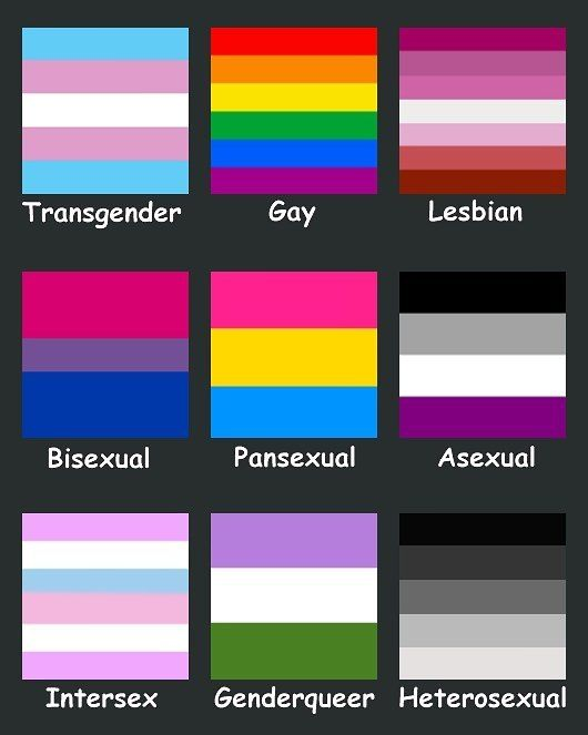 Most LGBTQ Flags | Gay Flag Meme, Queer Pride Aest