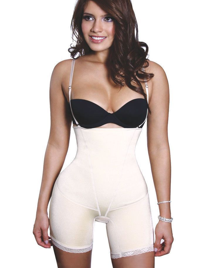 7058fd5e954 Fajas Colombianas Vedette Women'S Butt Lifter Ref 504 Buttock Enhancer Body