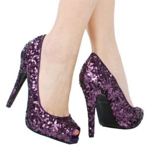 POST YOUR PURPLE WEDDING SHOES « Weddingbee Boards