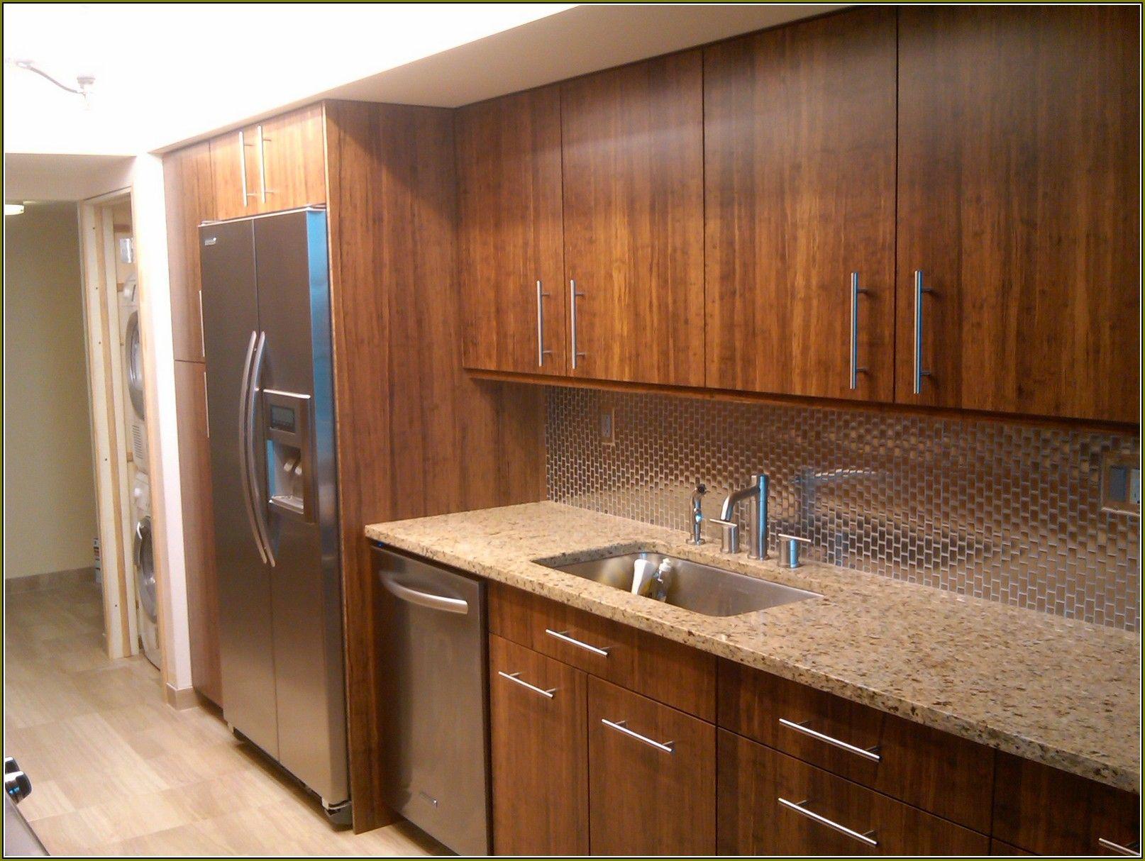 Modern bamboo kitchen cabinets kitchen designs pinterest