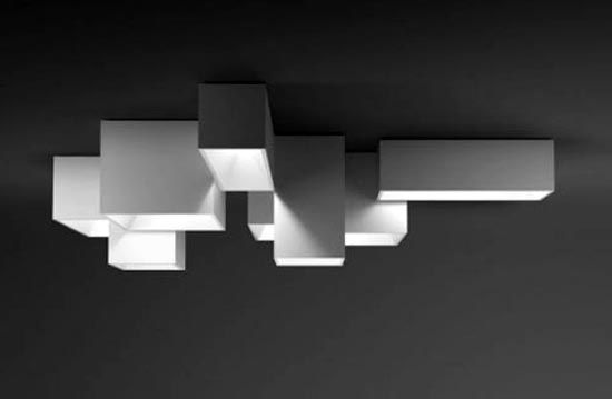 Designed by Ramón Esteve for VIBIA manufacturers, lighting LINK allows to exploit the path of light as it passes through different angles in each module to make the lighting is very pleasant, with an effect similar to natural light, as if the sun shines into the room. Link which consists of four modules in different sizes and height, which connect to each other, to offer a wide range of geometries perfectly into the architecture of the ceiling. The modules of the lighting system link allows…