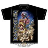 399ca422c6eb Iron Maiden - Somewhere Back in Time . import zenekaros póló | T ...