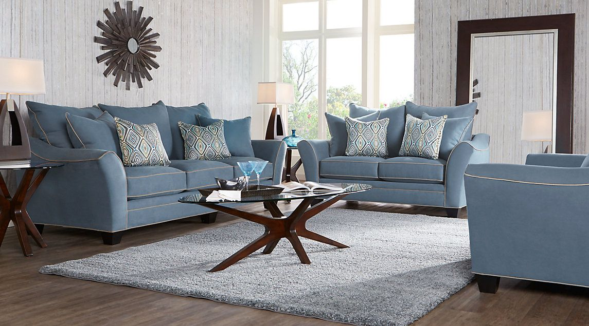 Affordable Classic Living Room Sets - Rooms To Go Furniture